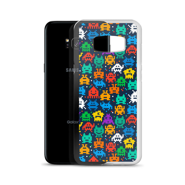 Pixel Monsters Samsung Case
