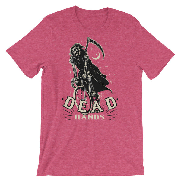 Dead Hands Short-Sleeve Unisex T-Shirt |  | Witty Novelty