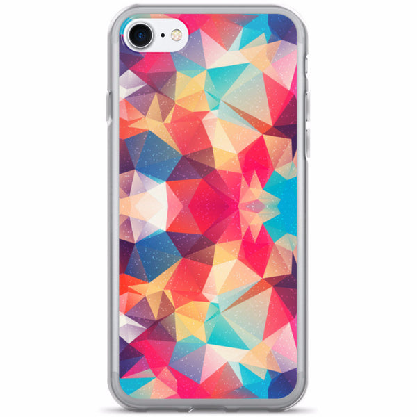 Dreamy Triangles iPhone 7/7 Plus Case | Phone Case | Witty Novelty
