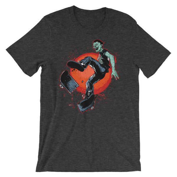 Moon Rider Short-Sleeve Unisex T-Shirt |  | Witty Novelty