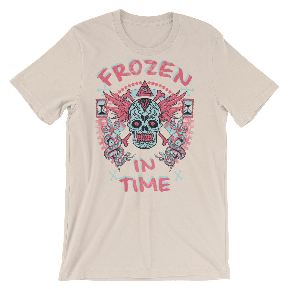 Frozen In Time Short-Sleeve Unisex T-Shirt