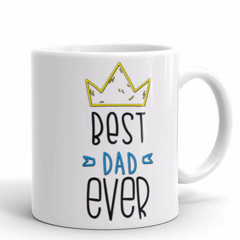 Best Dad Ever Father's Day Gift Mug