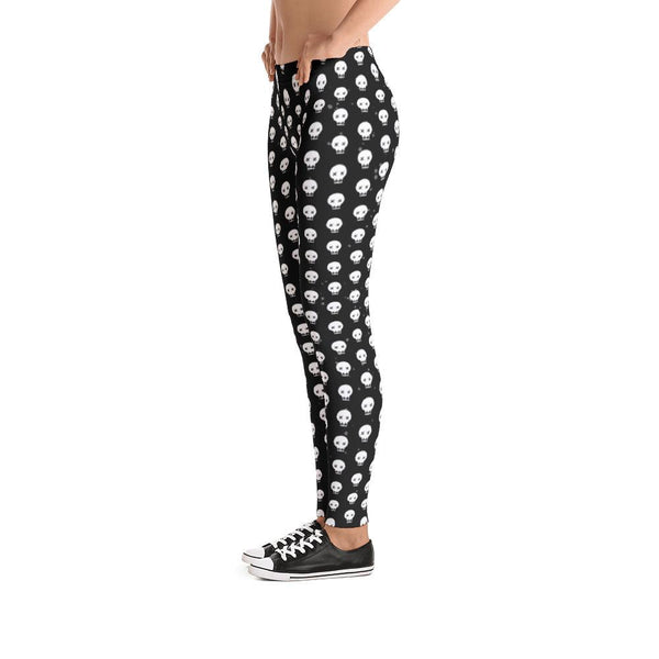Skulls Everywhere Leggings | Leggings | Witty Novelty