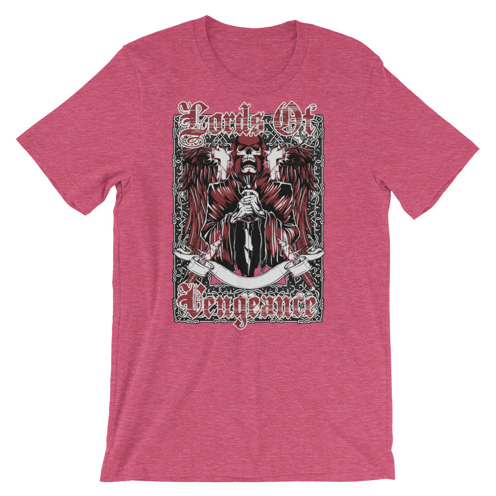 Lords Of Vengeance Short-Sleeve Unisex T-Shirt