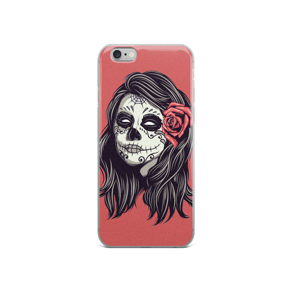 Day Of The Dead iPhone Case | Phone Case | Witty Novelty