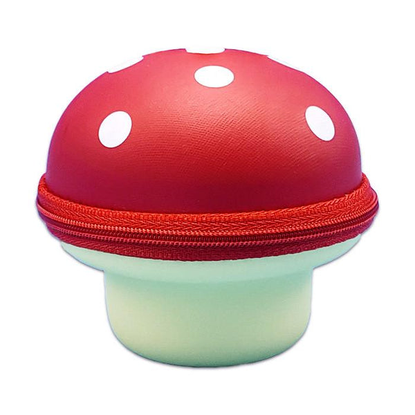 Mushroom Coin Bag Headphone Case | Geeky Accessories & Gifts | Witty Novelty