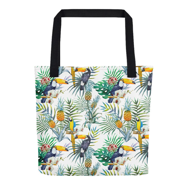 Tropical Dreams Tote Bag | Unique Bags & Unisex Gifts | Witty Novelty