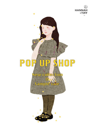 Our winter Pop Up Shop is coming soon !