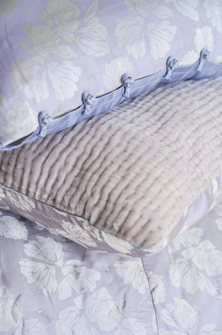 THEANNAMHOUSE, CLOUDGREY BEDDING