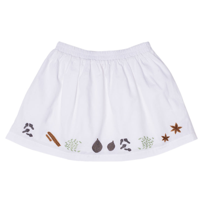 hannahandtiff, handembroidery,skirt,girls