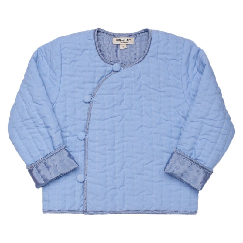 Hand quilted Jacket Toddler Boys