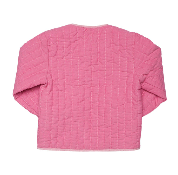 Hand quilted Jacket Toddler Girls