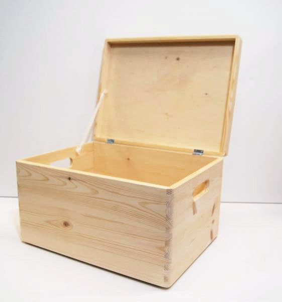 Premium Large Box With Lid Thebigboxshop