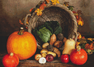 Autumn Harvest - Pattern and Print