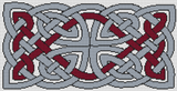 Celtic Design 10 - Pattern and Print