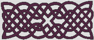 Celtic Design 12 - Pattern and Print