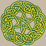 Celtic Design 2 - Pattern and Print