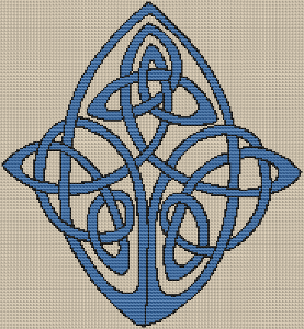 Celtic Design 3 - Pattern and Print