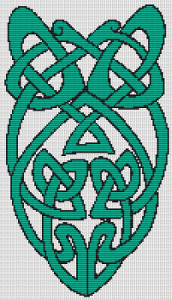 Celtic Design 5 - Pattern and Print