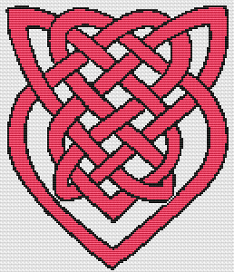 Celtic Design 7 - Pattern and Print