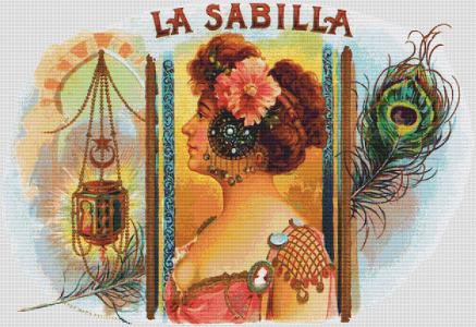 La Sabilla Label