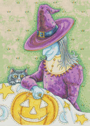 Stitchy Witch