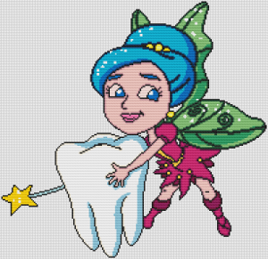 Tooth Fairy Sarah