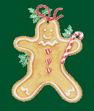 Country Gingerbread - Pattern and Print