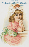Good-Will Soap Trade Card