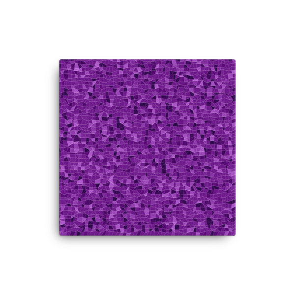 Grape 12 x 12 Canvas Print