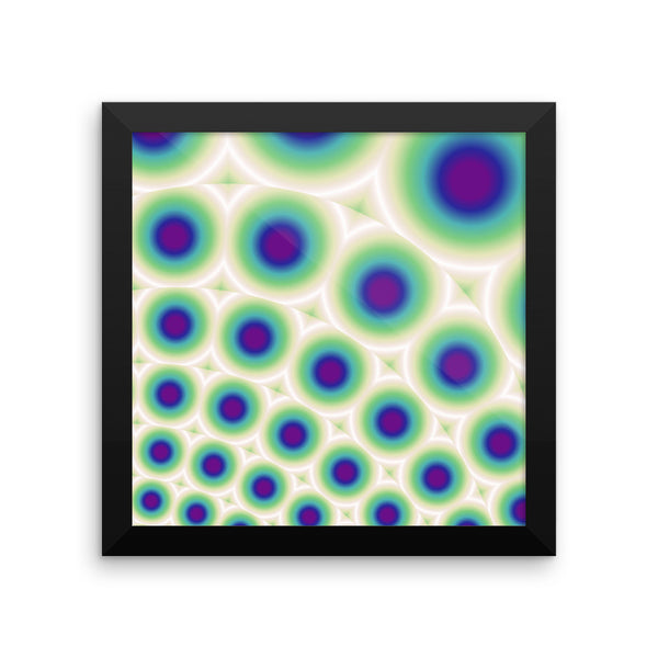 Jawbreakers Framed Photo Paper Poster - Pattern and Print