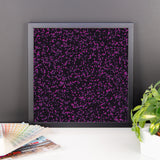 Creep Framed Photo Paper Poster - Pattern and Print