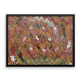 Fall Framed Photo Paper Poster