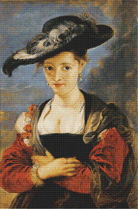 Portrait of Suzanne Fourment