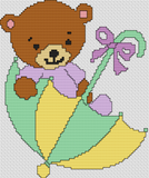 Umbrella Bear