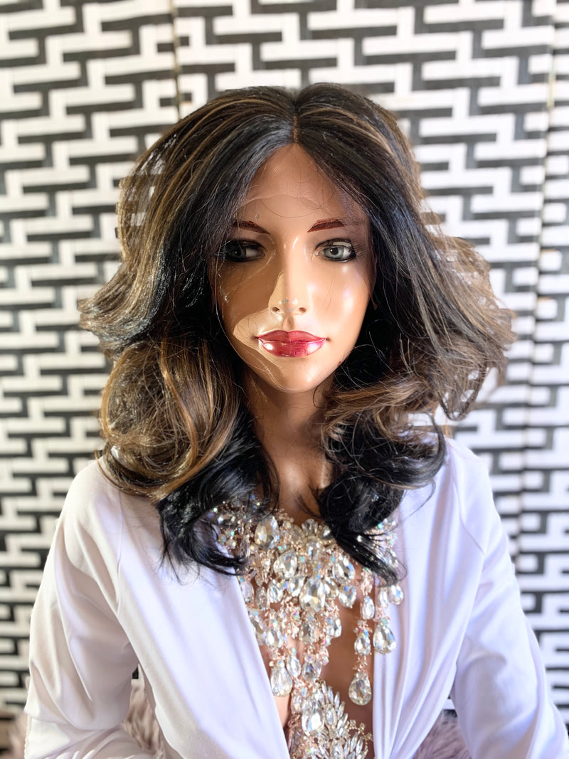 LOUISE lace front wig 1119