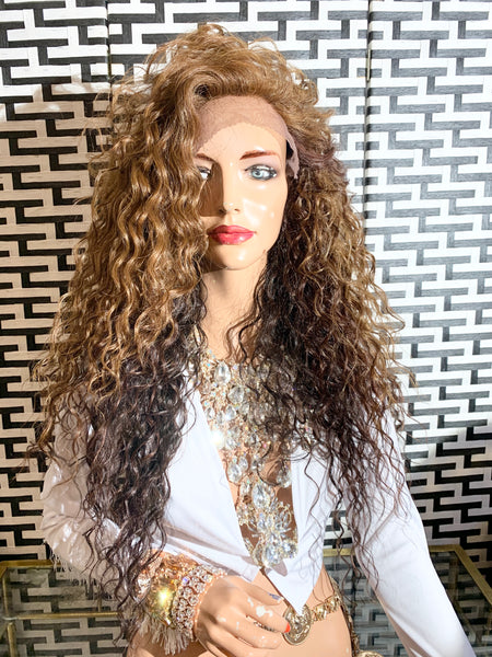 BROWNIES lace front wig 1119