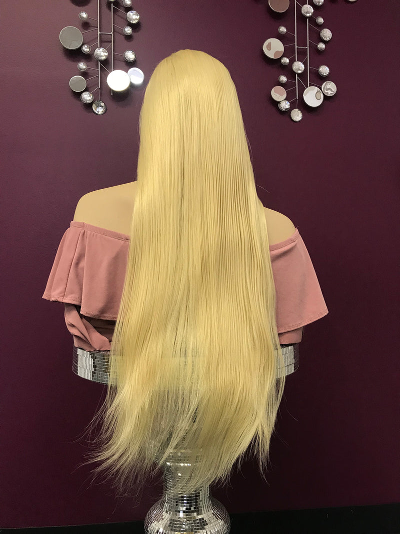 Blond  full lace wig | Embrace