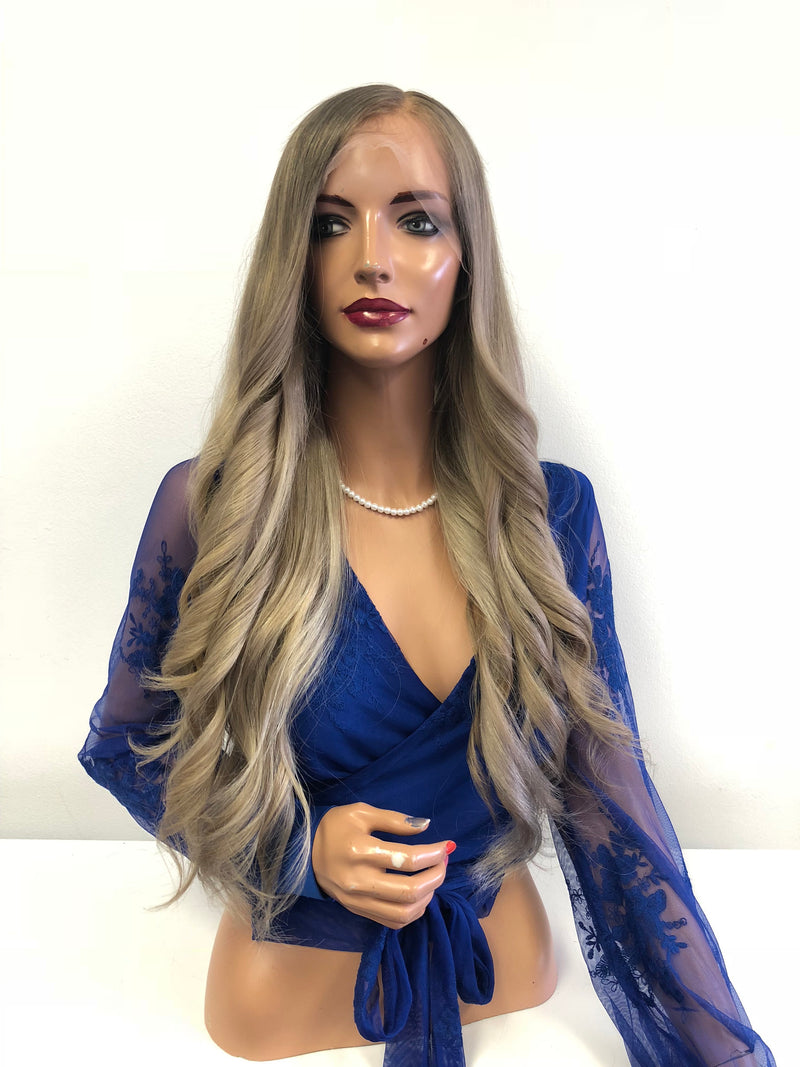 Blond Full Lace Wig - Tatianna 18