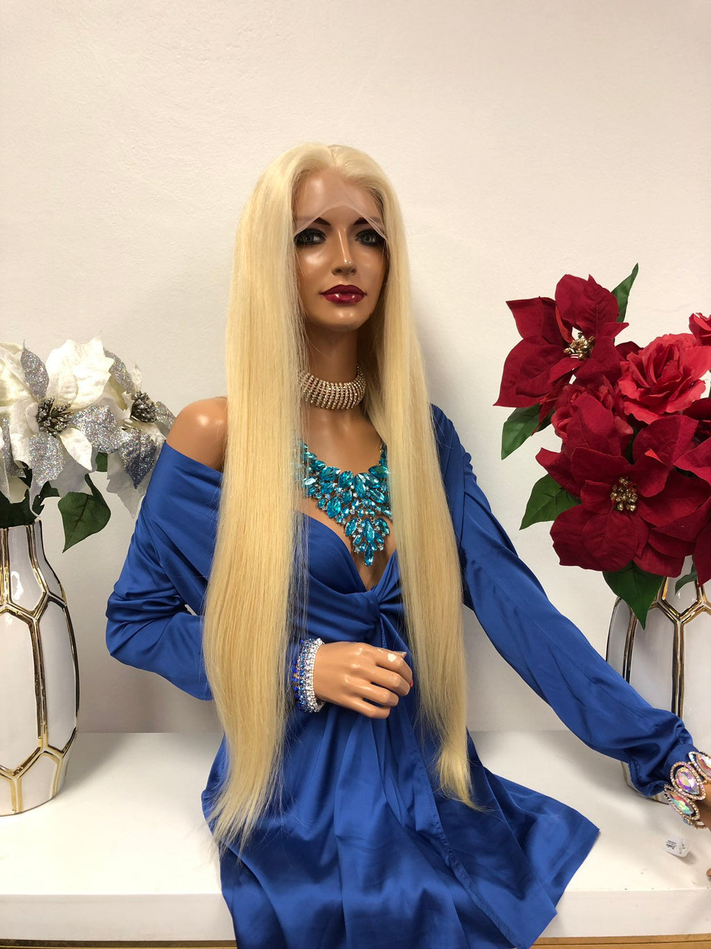 Blond full lace wig | New York 24""