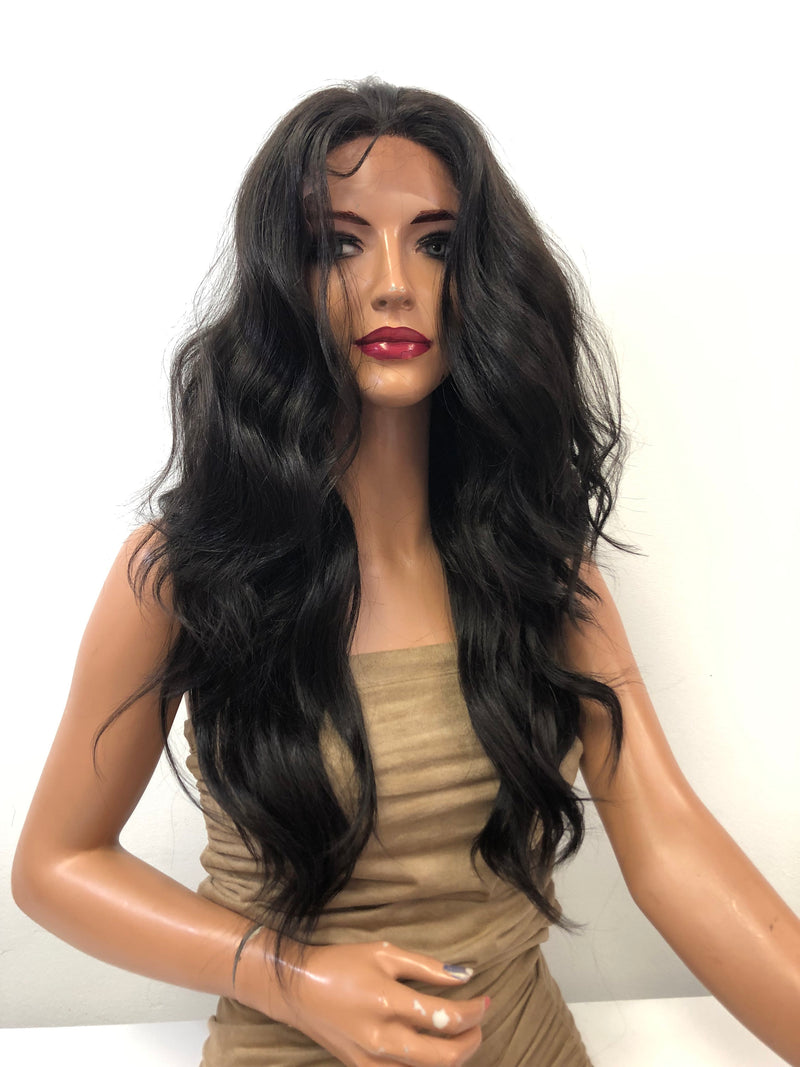 Black Lace Wig | Look At Me 01 19