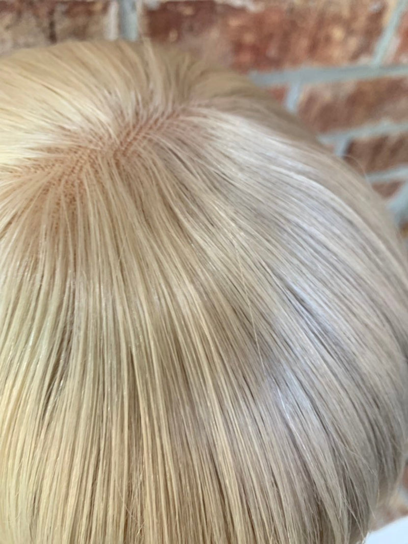 Blond Balayage Full Lace Wig | Full Multi Parting | Daisy 0519