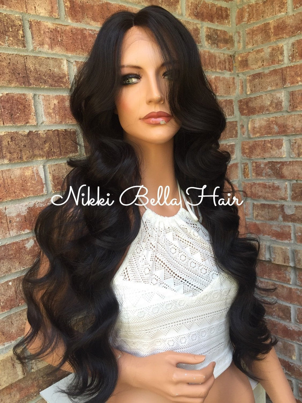 "Whitney 26"" Lace Front Wig"