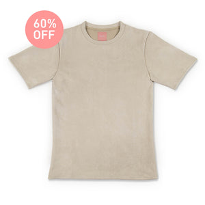 ALL SEASONS T-SHIRT BEIGE
