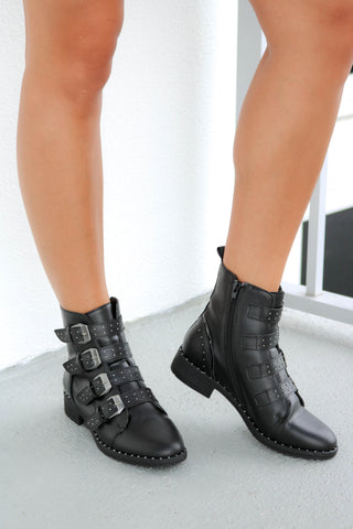 Giving You The Boot Ankle Boot