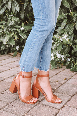 Crave Ankle Boot in Tan