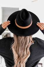 Cameron Hat in Black