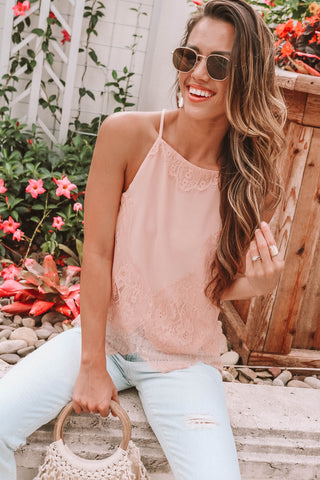 Linen Dreams Top
