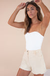 Rico Bodysuit in White