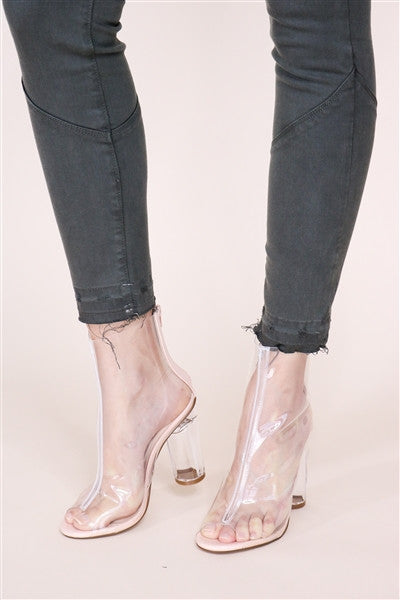 In Plain Sight Ankle Boot